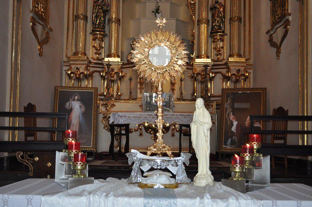 W kościele Matki Bożej Dobrej Śmierci (Igreja Nossa Senhora da Boa Morte) w centrum São Paulo prowadzona jest wieczysta adoracja.