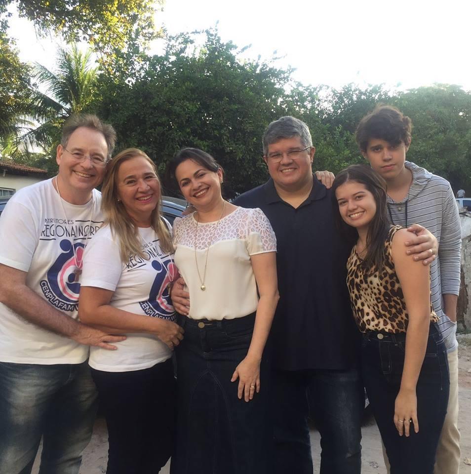 Przyjaciele Ruchu. /Foto: Przymierze Miłosierdzia w Ceará (Brazylia).